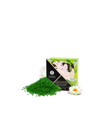 Sels Bain de Minuit - Fleur de lotus