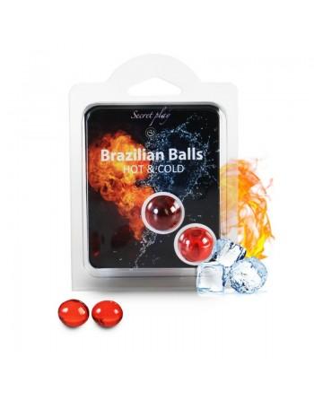 Duo Brazilian Balls Cold Hot effect 3629